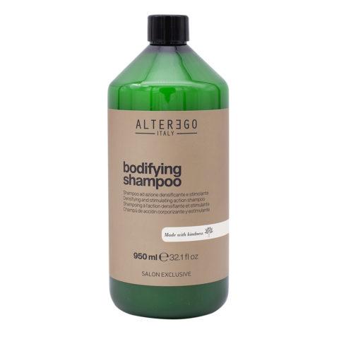Alterego Bodifying Shampoo Densificante per Capelli Sottili 950ml