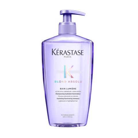 Kerastase Blond Absolu Bain lumiere Shampoo illuminante capelli biondi 500ml