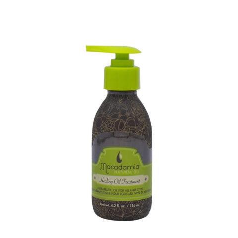 Macadamia Healing oil treatment Olio di Argan Idratante per Capelli Crespi 125ml