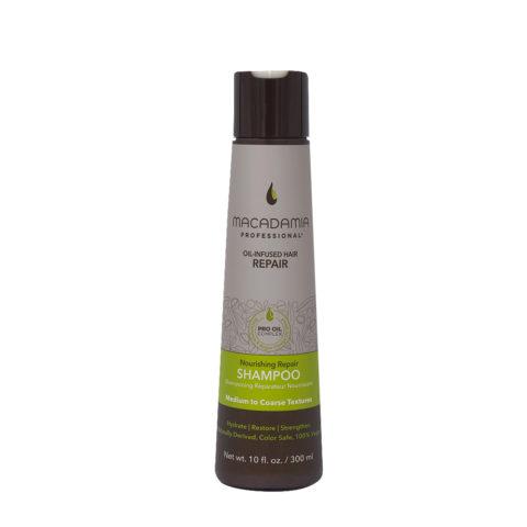 Macadamia Nourishing Repair Shampoo per Capelli Secchi e Rovinati 300ml