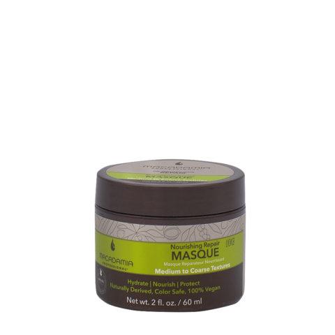 Macadamia Nourishing Maschera Idratante per Capelli Rovinati 60ml
