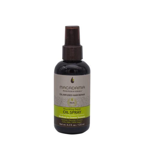Macadamia Nourishing Repair Olio in Spray Idratante per Capelli Rovinati 125ml