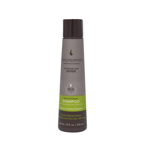 Macadamia Ultra Rich Shampoo per Capelli Rovinati e Grossi 300ml