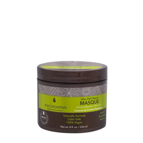 Macadamia Ultra Rich Maschera Idratante per Capelli Rovinati e Grossi 236ml