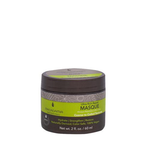 Macadamia Ultra Rich Maschera Idratante per Capelli Rovinati e Grossi 60ml