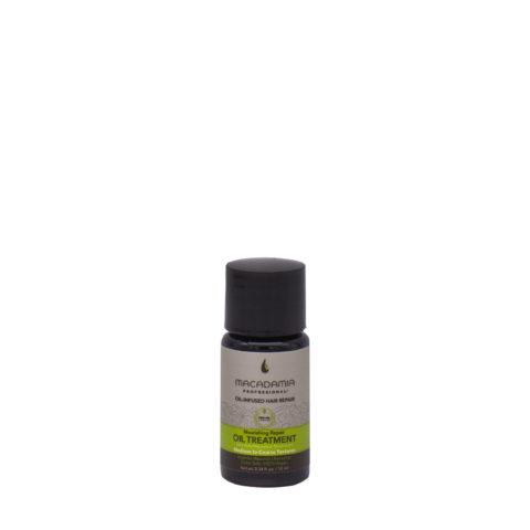 Macadamia Nourishing Olio Idratante Nutriente per Capelli Secchi e Rovinati 10ml