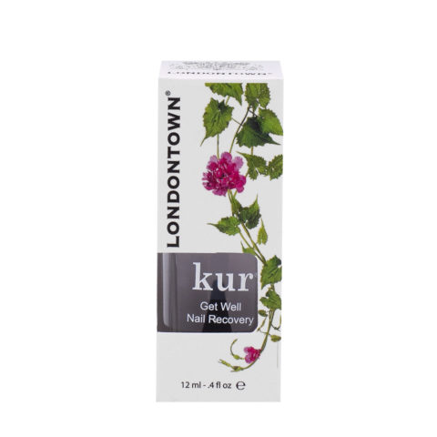 Londontown Kur Nail Recovery Base Rinforzante per Unghie Fragili 12ml