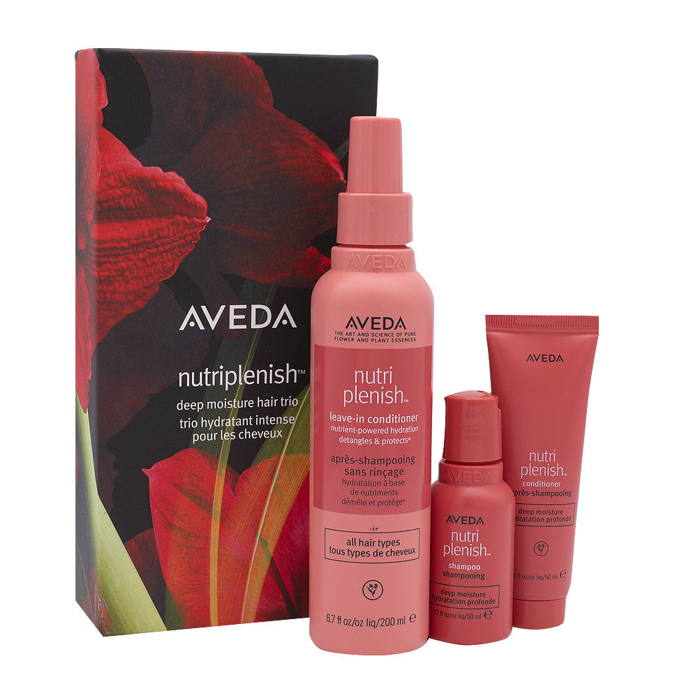 Aveda Nutri Plenish Set per Capelli Grossi