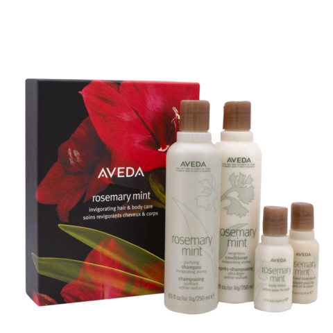 Aveda Rosemary Mint Set per Corpo e Capelli