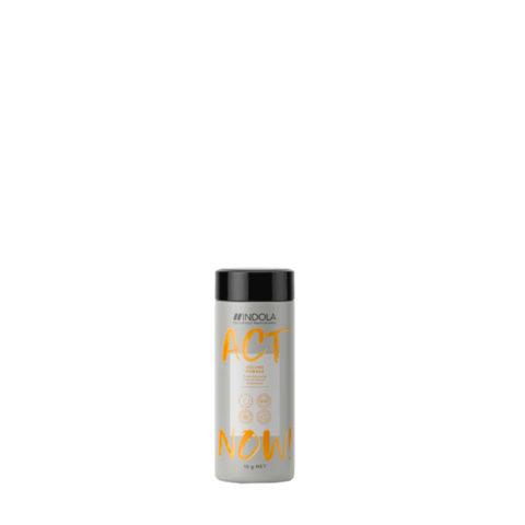 Indola Act Now! Volume Powder Polvere Volumizzante per Capelli Fini 10gr