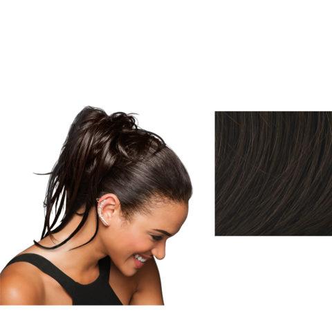 Hairdo Trendy Do Elastico per Capelli Castano Scuro