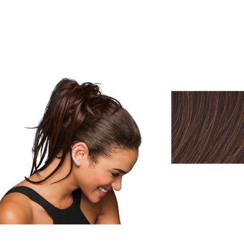 Hairdo Trendy Do Elastico per Capelli Castano Medio Ramato