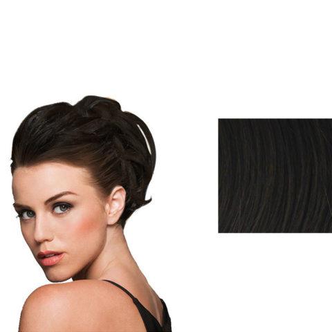 Hairdo Style A Do & Mini Do Elastico per Capelli Castano Scuro