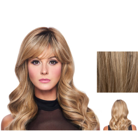 Hairdo Wave Daze Parrucca Biondo Chiaro Con Radice Castana