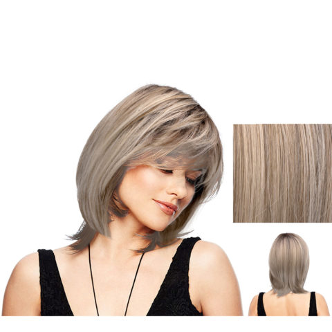 Hairdo Layered Love Parrucca Biondo Chiaro Cenere Con Radice Castana