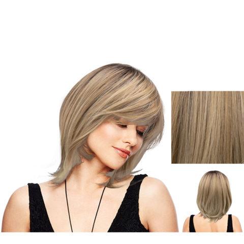 Hairdo Layered Love Parrucca Biondo Chiaro Con Radice Castana