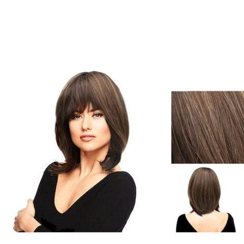 Hairdo Straight & Chic Parrucca Castano Medio Nocciola
