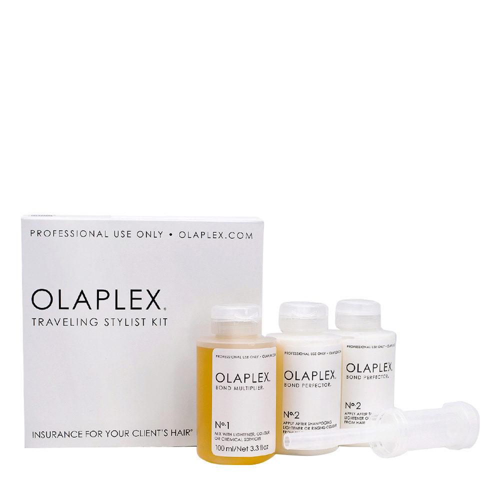 Olaplex Traveling Stylist Mini Kit di Ricostruzione
