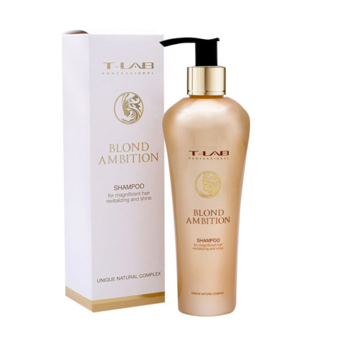 T-Lab Blond Ambition Shampoo per Capelli Biondi 250ml
