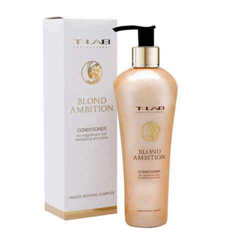 T-Lab Blond Ambition Balsamo per Capelli Biondi 250ml