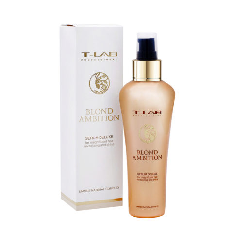 T-Lab Blond Ambition Serum Deluxe Siero per Capelli Biondi 130ml