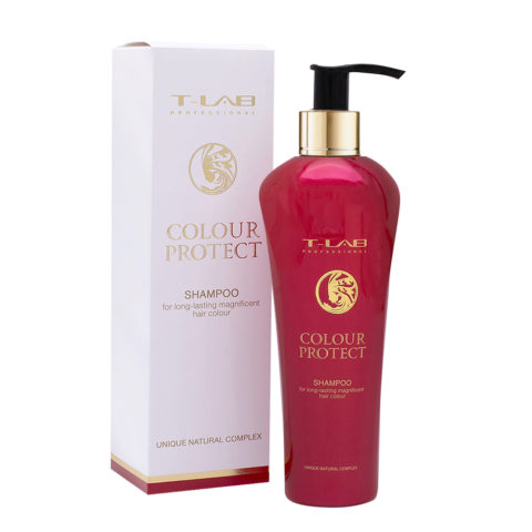 T-Lab Colour Protect Shampoo per Capelli Colorati 250ml