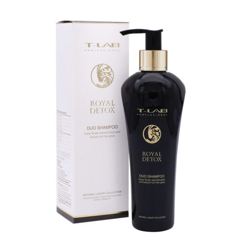 T-Lab Royal Detox Duo Shampoo Detossinante 250ml