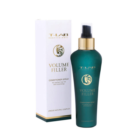 T-Lab Volume Filler Balsamo Spray per Capelli Fini 130ml