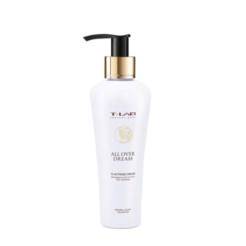T-Lab Styling All Over Dream Crema Multibenefica Naturale 150ml