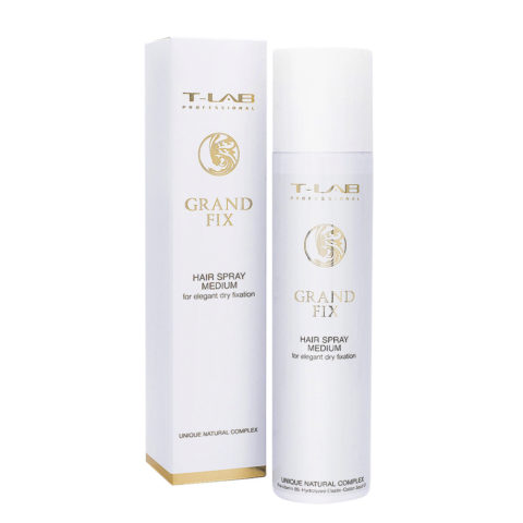 T-Lab Styling Grand Fix Lacca Tenuta Media 300ml