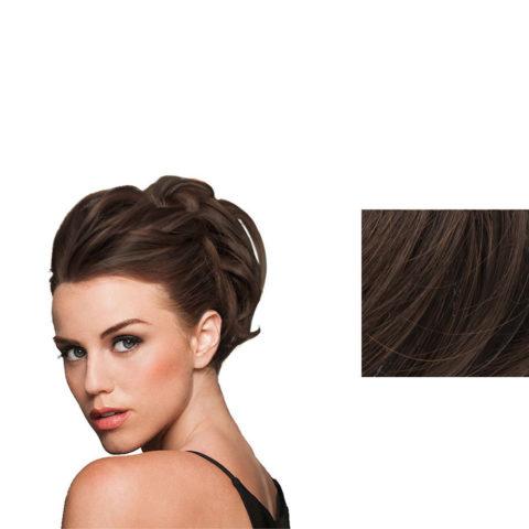 Hairdo Style a Do & Mini Do Elastico per Capelli Castano Chiaro