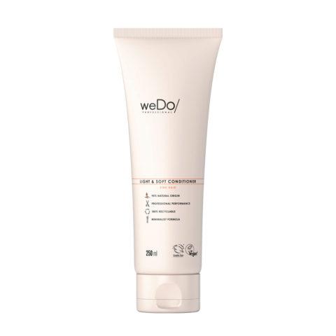 weDo Light & Soft Balsamo Idratante per Capelli Fini 250ml