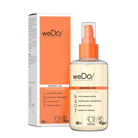 weDo Natural Oil Olio profumato per Corpo e Capelli 100ml