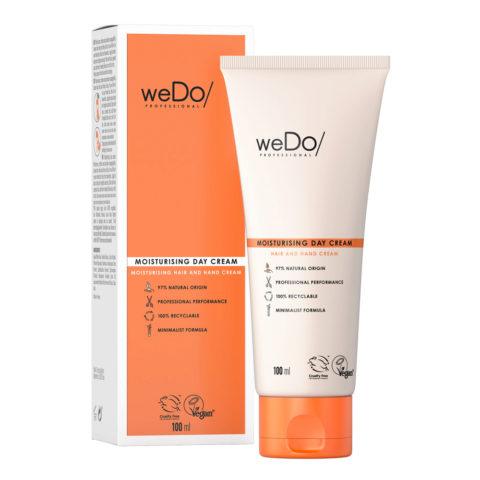 weDo Moisturising Day Cream Crema Idratante per Capelli e Mani 90ml