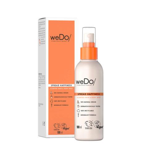 weDo Spread Happiness Spray profumato per Capelli e Corpo 100ml