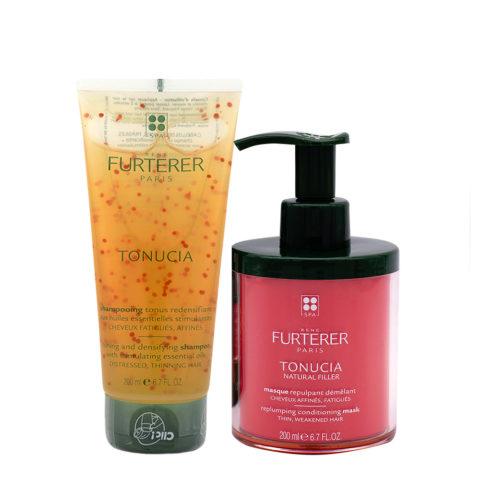 René Furterer Tonucia Shampoo Densificante 200ml e Maschera 200ml