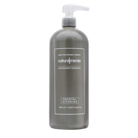 Naturalmente Antioxidant Shampoo per Capelli Colorati 1000ml