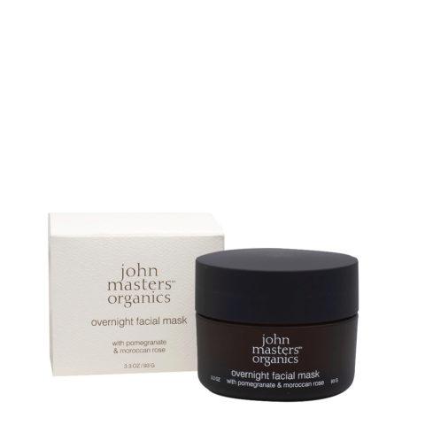 John Masters Organics Overnight Maschera Viso Notte 90ml