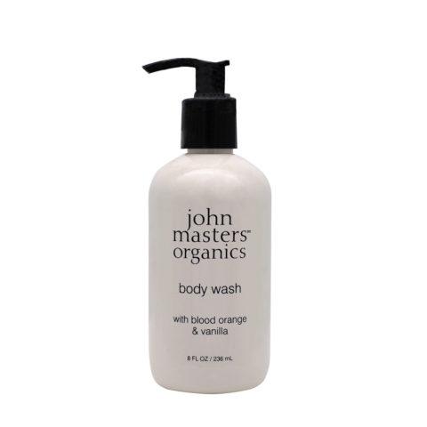 John Masters Organics Blood Orange & Vanilla Bagnoschiuma 236ml