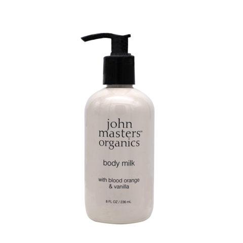 John Masters Organics Crema Idratante Corpo Arancia e Vaniglia 236ml