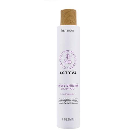Kemon Actyva Colore Brillante Shampoo per Capelli colorati 250ml