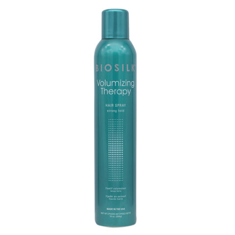 Biosilk Volumizing Therapy Hairspray Lacca forte Volumizzante 284gr