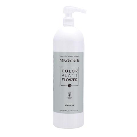 Naturalmente Color Plant Flower Shampoo Lucidante 1000ml