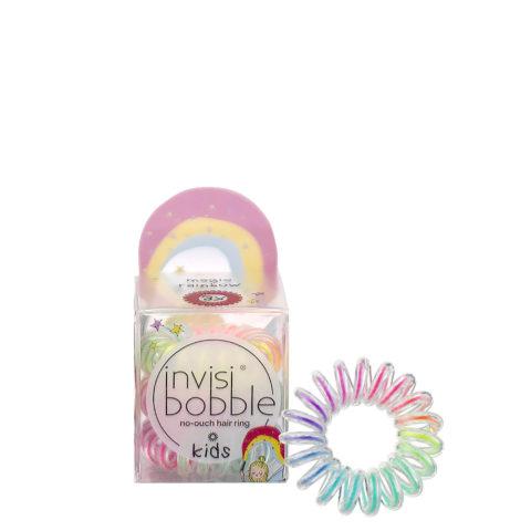 Invisibobble Kids Elastico per i Capelli dei Bimbi Arcobaleno