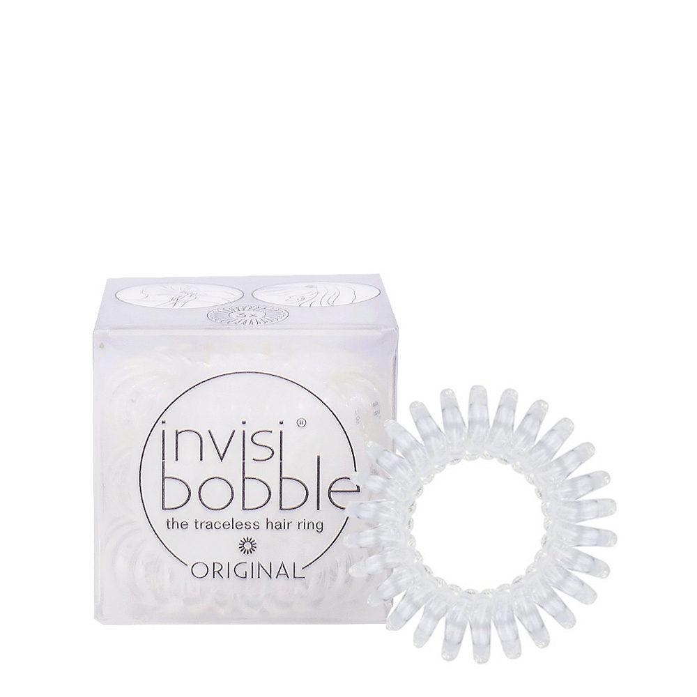Invisibobble Original Elastico per Capelli Trasparente