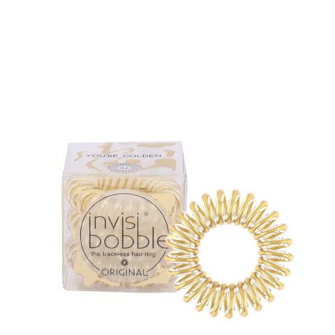 Invisibobble Original Elastico per Capelli Oro