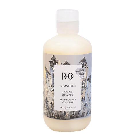 R + Co Gemstone Shampoo per Capelli Colorati 241ml