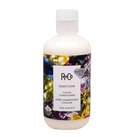 R + Co Gemstone Balsamo per Capelli Colorati 241ml