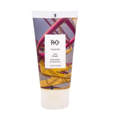 R + Co Twister Curl Primer Siero Idratante Ricci 147ml