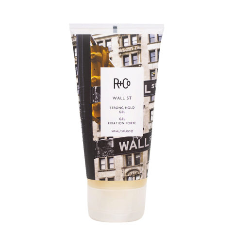 R + Co Wall Street Strong Hold Gel Tenuta Forte 147ml